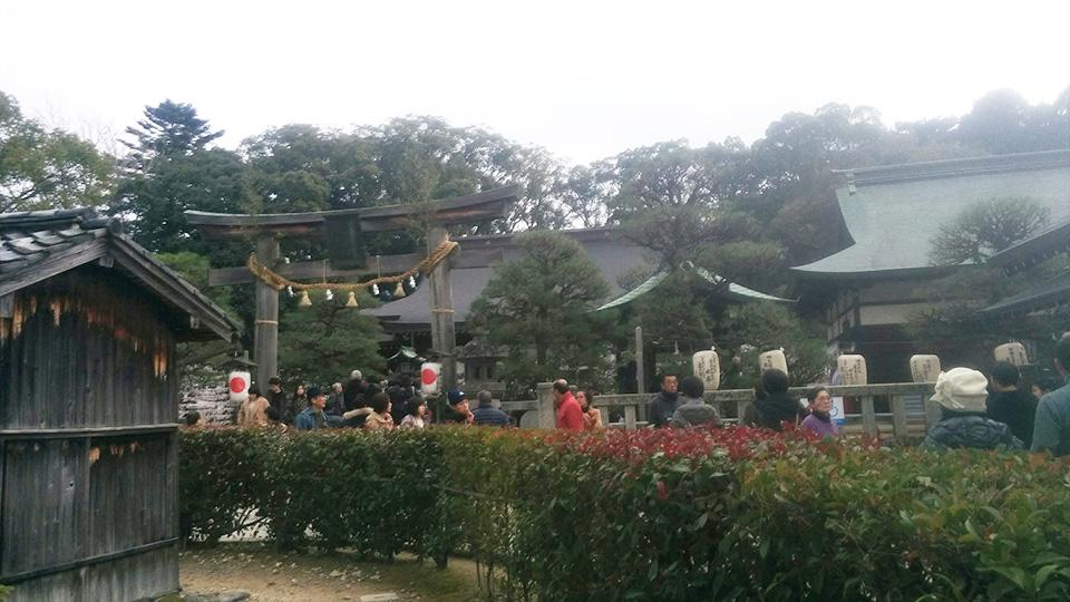 松下村神社